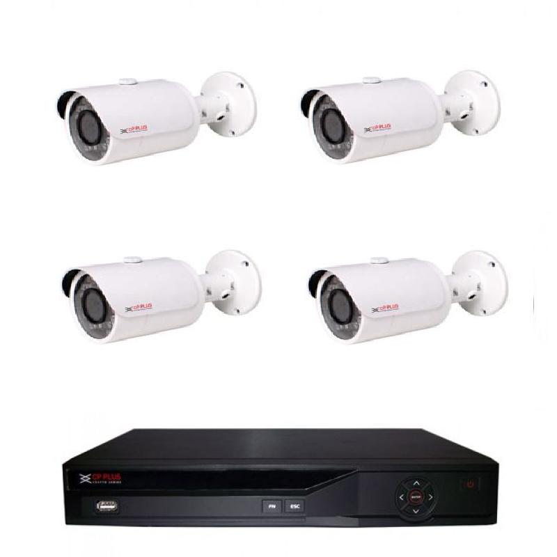 Kamerový set IP-2 (IP kamery venkovní 1,3Mpix, obj.3,6mm)