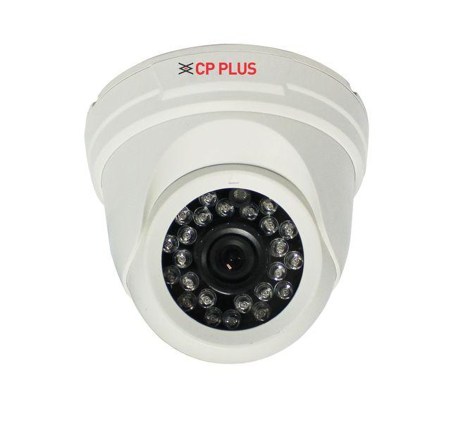 Kamerové systémy CP PLUS CP-VCG-SD10L2 1.0 Mpix dome kamera 4 v 1 s IR přísvitem