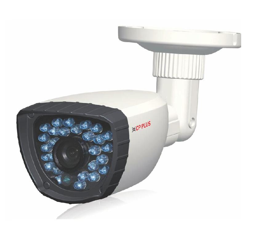 Kamerový systém CP PLUS CP-LAC-TC90L25A Venkovní barevná kamera s IR přísvitem