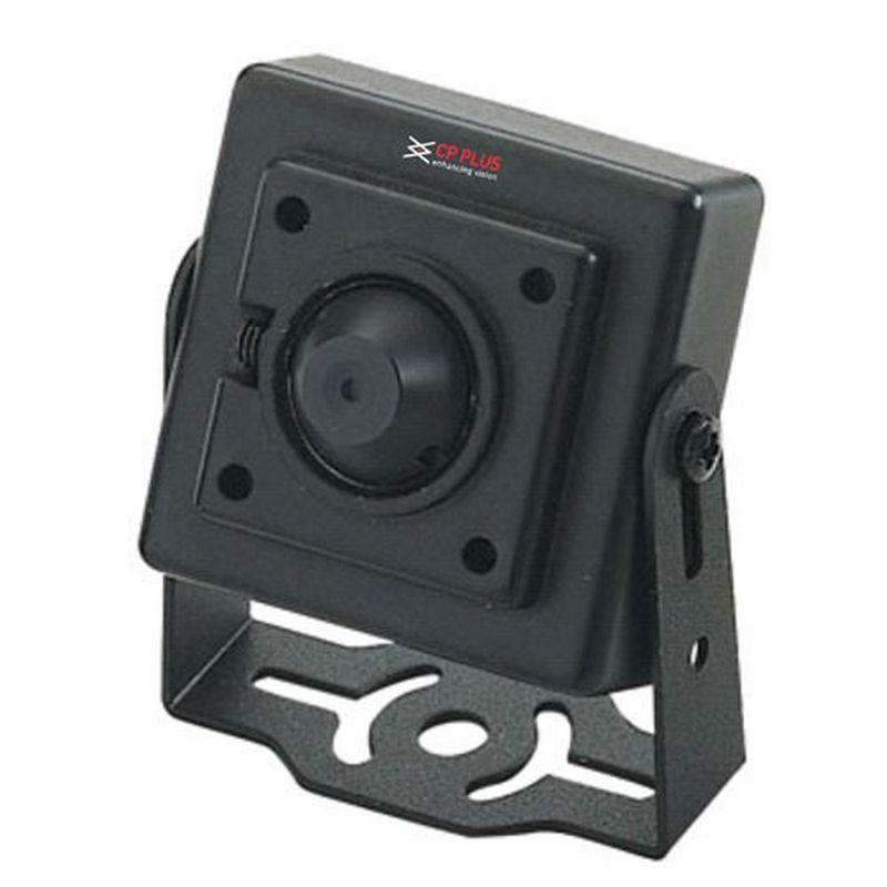 CP-QAC-PY70A Barevná mini kamera s držákem - kamerové systémy CP PLUS