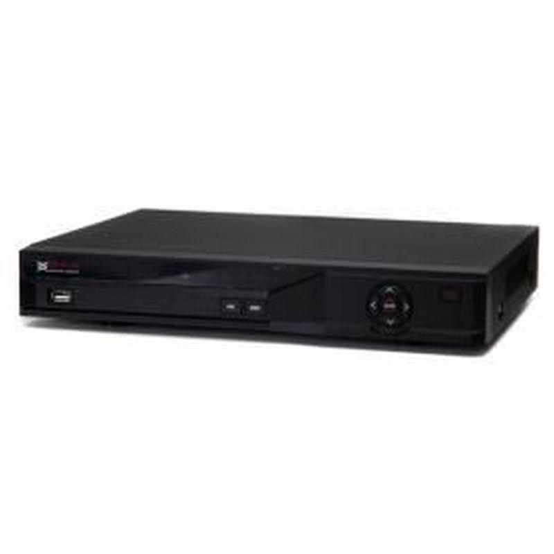 CP-UAR-0404P1-AB Digitální videorekordér s kompresí H.264 (hybridní) - kamerové systémy CP PLUS