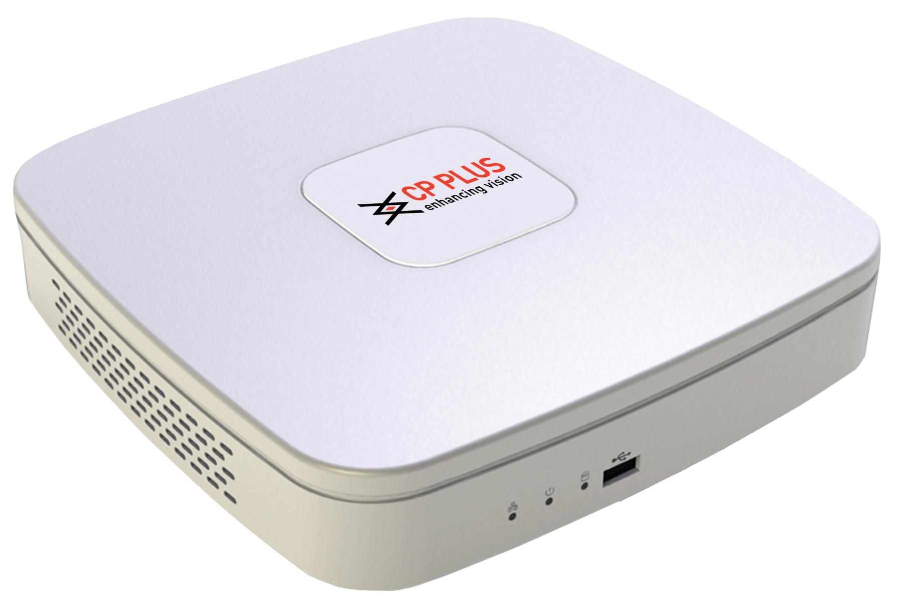 CP-UAR-0800P1 Digitální videorekordér s kompresí H.264 - kamerové systémy CP PLUS