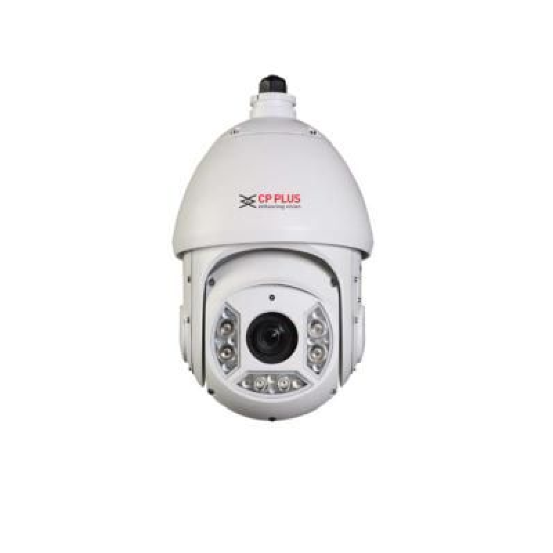 Kamerové systémy CP PLUS CP-UNP-3020TL10 2.0 Mpix venkovní IP PTZ kamera s IR