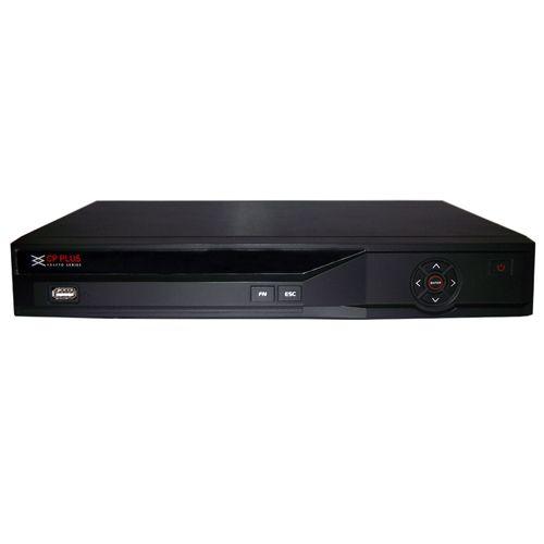 CP-UAR-0401Q1-H Digitální videorekordér s kompresí H.264 (hybridní) - kamerové systémy CP PLUS