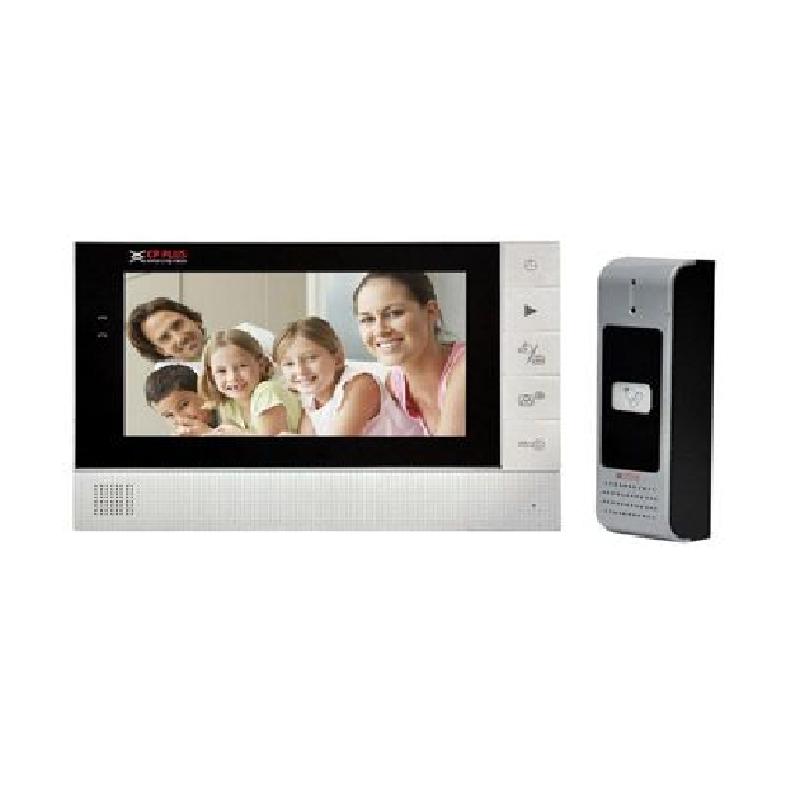 Kamerové systémy CP PLUS CP-JAV-K70 Domovní videotelefon