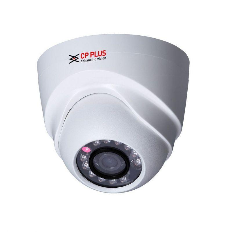 CP-UNC-D2212L2 2.0 Mpix venkovní IP dome kamera s IR přísvitem - kamerové systémy CP PLUS