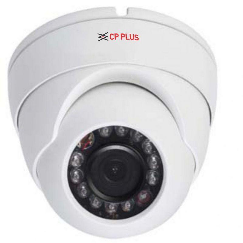 CP-UNC-DD40L3-D-0360 4.0 Mpix venkovní IP dome kamera s IR přísvitem - kamerové systémy CP PLUS