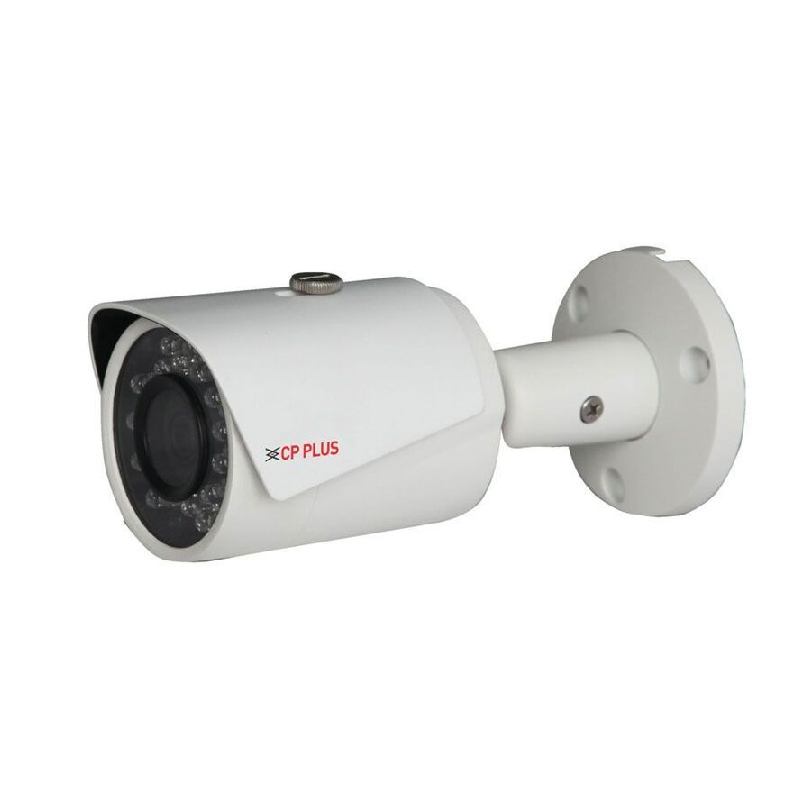 Kamerové systémy CP PLUS CP-UNC-TA30L3S-0360 3.0 Mpix venkovní IP kamera s IR přísvitem