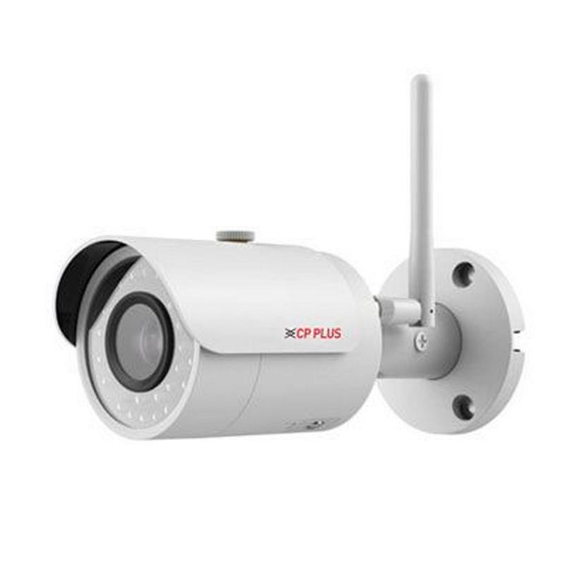 Kamerové systémy CP PLUS CP-UNC-TA30L3-MW 3.0 Mpix venkovní IP kamera s IR přísvitem a Wi-Fi