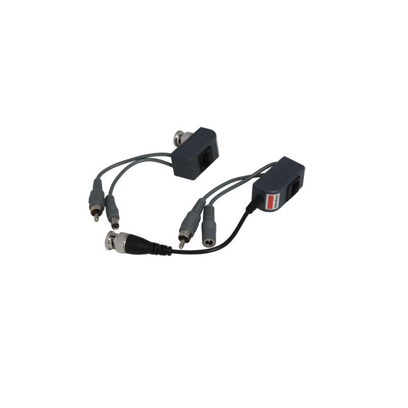 Převodník UTP kombinovaný - kamerové systémy CP PLUS