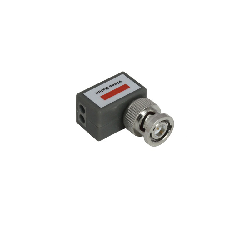 Pasivní převodník BNC - UTP úhlový - kamerové systémy CP PLUS