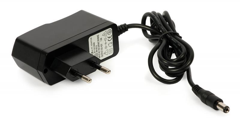 Napájecí zdroj 12V / 1A - kamerové systémy CP PLUS